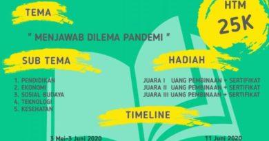 Lomba Essay Competation-PC IPNU IPPNU Kota Malang