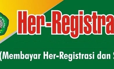 Herregistrasi & Prog. KRS Online Smt. Gasal 2021/2022