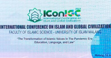 International Conference on Islam and Global Civilization