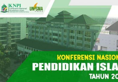 Konferensi Nasional Pendidikan Islam 2021